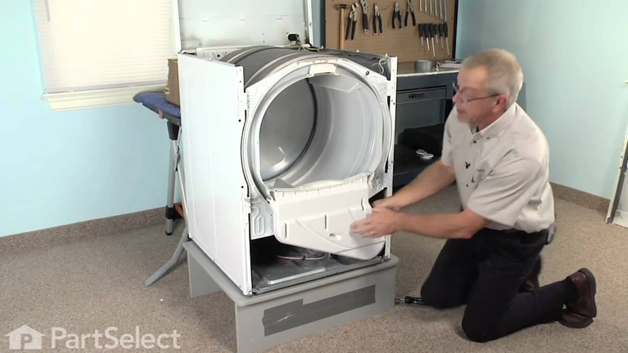 Replacing your Amana Dryer Drum Glide