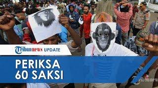 Terkait Kasus Persekusi dan Rasisme di Surabaya, Polda Jatim Periksa 60 Saksi