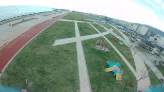 Fpv Quadcopter Freestyle Geprc LSX5