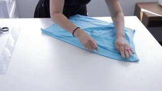 How To Cut Backless T-Shirts : Fashion Project