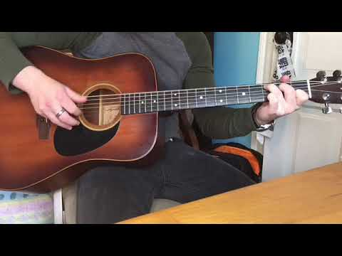 Learn how finger pick and gain right hand finger independence!