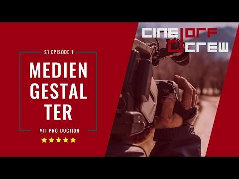 CineDorf Crew - Folge 1: Mediengestalter/in Bild & Ton