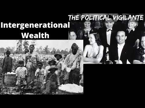 ADOS Denied Intergenerational Wealth Part Of Systemic Racism