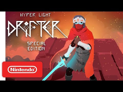 Hyper Light Drifter - Announcement Trailer - Nintendo Switch thumbnail