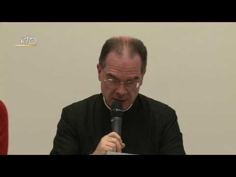 Colloque Newman 2016 - Conférence du P. Christian Lotte