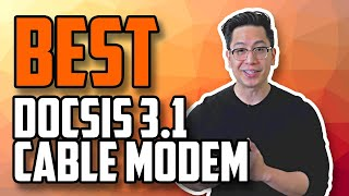 2021 BEST Cable Modem 2020 | Docsis 3.1 | Top 5