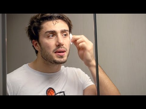Erkek Cilt (Yüz) Bakımı | Erkek Yüz Bakım Ürünlerim