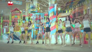 T-ARA - Little Apple (with Chopsticks Brothers)
