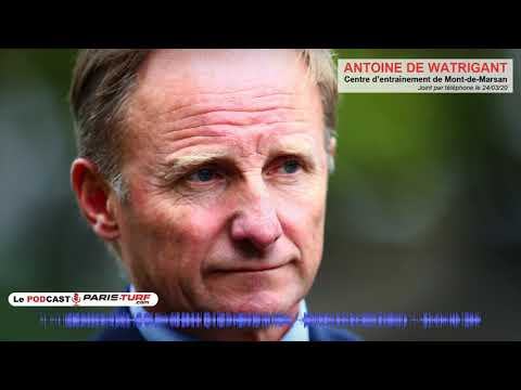 """Antoine de Watrigant : """"On se pose beaucoup de questions"""""""
