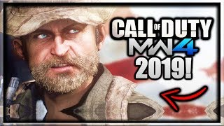 OFFICIAL CALL OF DUTY MODERN WARFARE 4 REVEAL TEASER! (COD MW4 Teaser Image / COD 2019 Teaser)
