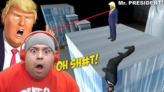 THIS SH#T GETTING TOO HARD! PAUSE! [MR. PRESIDENT] [#03]