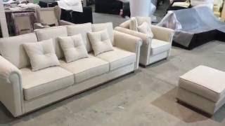 Sofá Clásico modelo Nápoles