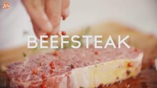 Hướng Dẫn Làm Món Beefsteak Chuẩn Nhà Hàng 5 Sao   Học Nấu Ăn Ngon   Hướng Nghiệp Á Âu