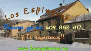 preview picture of video 'Hotel rural Los Espinares.'