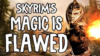 The Terrible Problem With Skyrim's Magic (And Why Death Stranding's Is Genius)