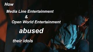 The Worst Entertainment Companies: Open World Entertainment & Media Line Entertainment