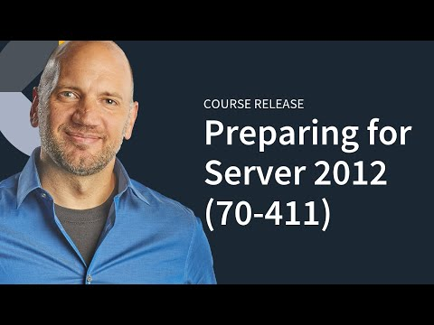Microsoft Windows Server 2012 70-411 - Introduction to 70-411 ...