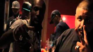 Mavado and Dj khaled- The making of Emergency Ft Ace Hood