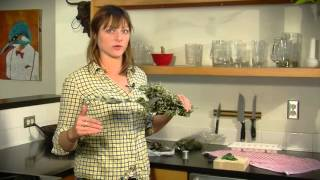 Herb Basics: Drying And Preserving Herbs
