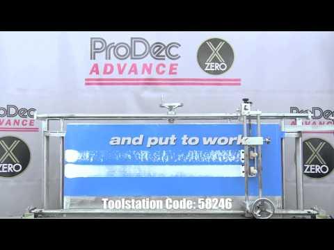 Prodec Advance XZero Synthetic Paintbrush Set
