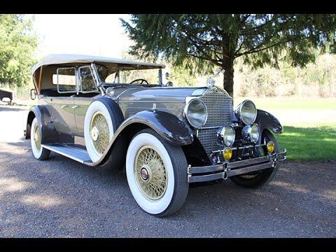 1929 Packard Phaeton for Sale - CC-678328