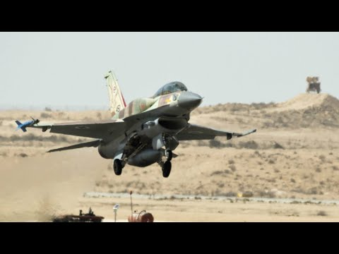 EN NW PKG ISRAEL SYRIA FIRE EXCHANGE