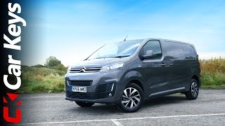 Citroen Jumpy (Mark 3) 2016 - dabar