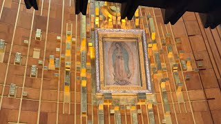 Basilica of Our Lady of Guadalupe (Mexico City, Mexico)