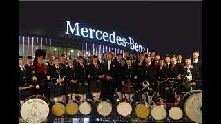 Andre Rieu Dudelsackmusik Mercedes Benz Arena
