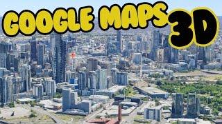GOOGLE MAPS 3D TUTORIAL