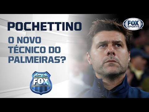 Pochettino no Palmeiras?