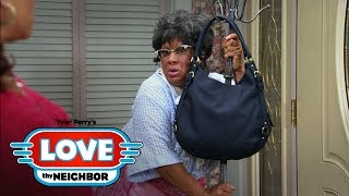 Hattie Shows Linda How to Twerk It | Tyler Perry's Love Thy Neighbor | Oprah Winfrey Network