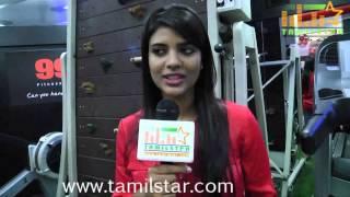 Iyshwarya Rajesh at Womens Day Fitness Competition