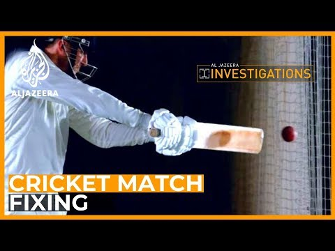 Cricket's Match Fixers l Al Jazeera Investigations