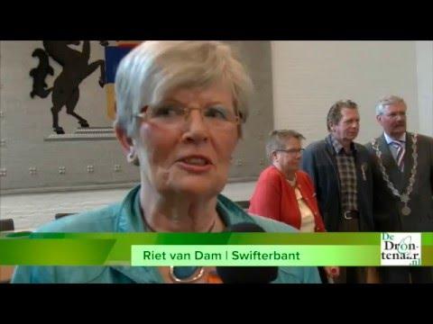 Riet van Dam: ,,Zorg voor elkaar is een vanzelfsprekendheid'' | Video