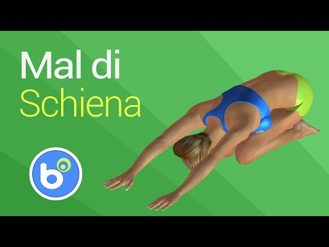 Massa informe in una gola a video osteochondrosis