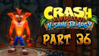 Crash Bandicoot N. Sane Trilogy - Part 36 (100% Crash 2 Cortex Strikes Back Platinum Trophy)
