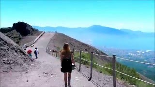 Scalata del Vesuvio a Napoli - Ascent of Vesuvius - Naples