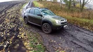 Кто лучше в грязи - внедорожники или Audi?