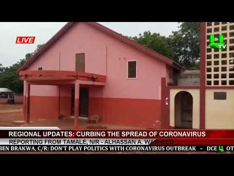 Partial Lockdown: Curbing The Spread Of Coronavirus