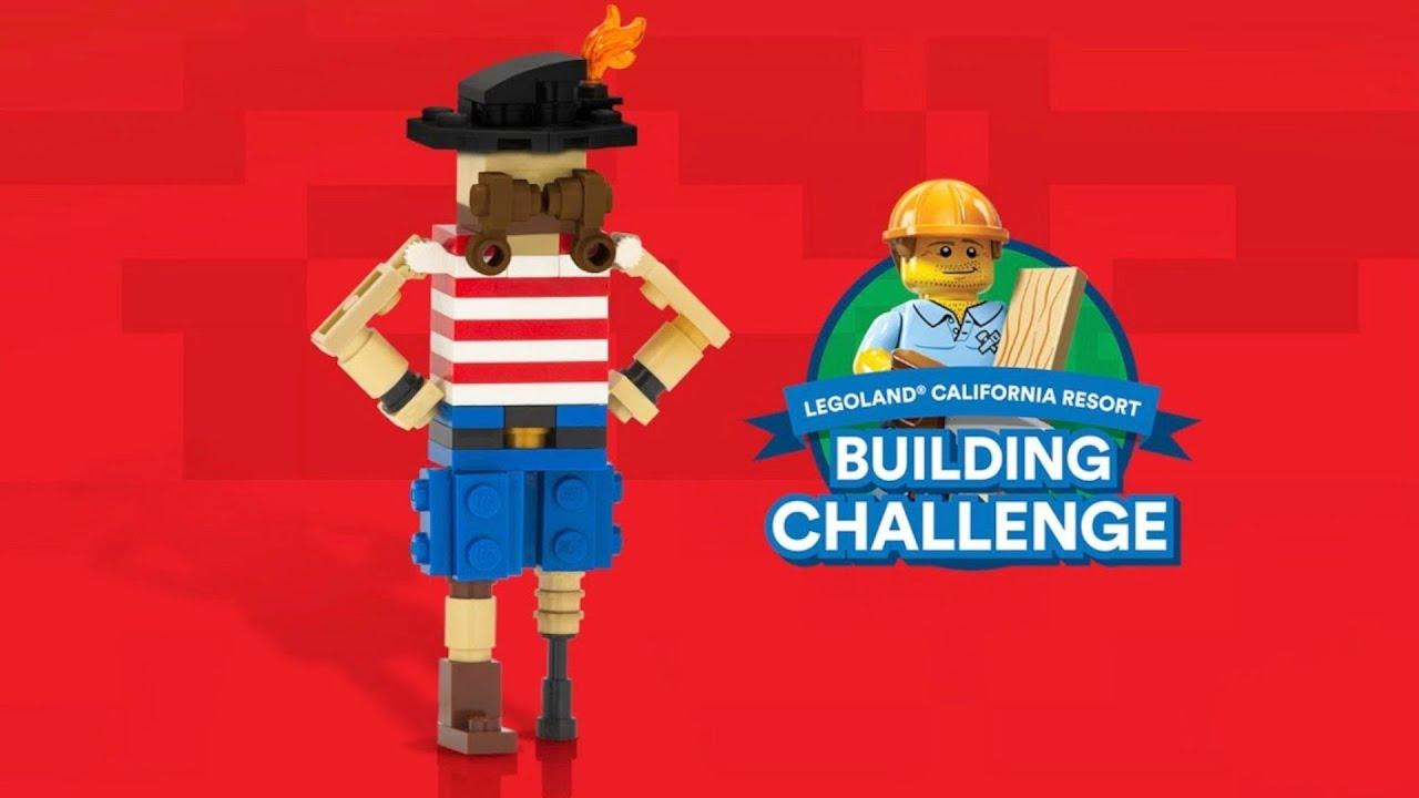 LEGO Pirate Minilander Build