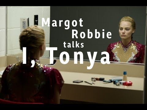 Margot Robbie interviewed by Simon Mayo