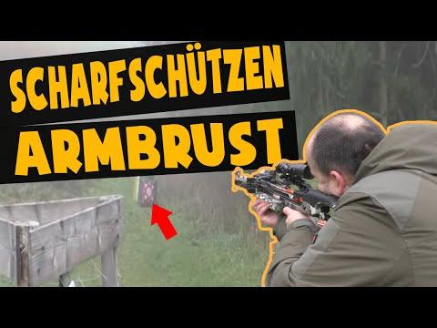Scharfschützen-Armbrust im Test