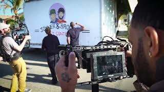 """Behind the Scenes of Joyner Lucas & Chris Brown """"Stranger Things"""" Music video"""