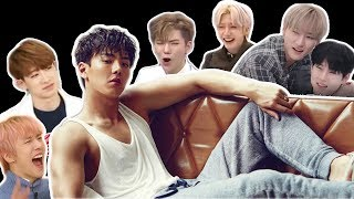 MONSTA X Fanboys Over Shownu Compilation