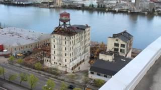 Northwest Demolition CentennialMillsSelectiveDemolition-Time Lapse