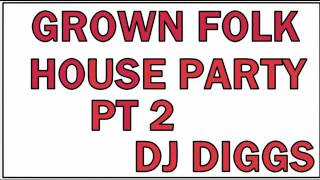 GROWN FOLK HOUSE PARTY....(INCLUDES CLASSIC ELECTRIC SLIDE, AND CAN'T WANG IT) Download Download
