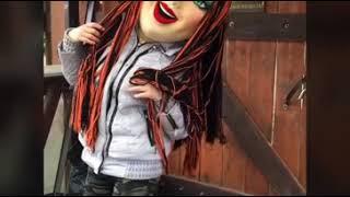 Кукла -Лейла #напраздник#ростоваякукла#2019#прикол#приколы#новинка#новости ростовая кукла Лейла
