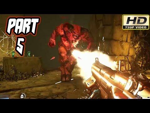 Doom 2016 Walkthrough 2016 Multiplayer Part 2 The Chaingun