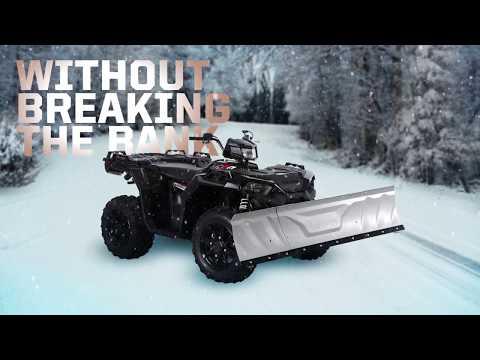 ATV Kolpin Switchblade™ Universal Snow Plow System